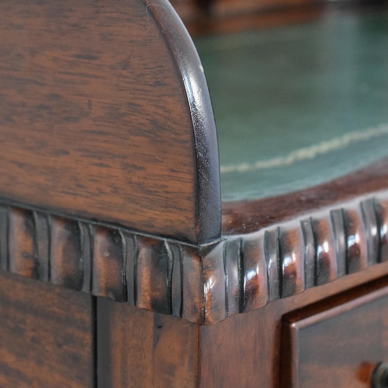 ABC Carpet & Home Antique Style Secretary Desk / Tables