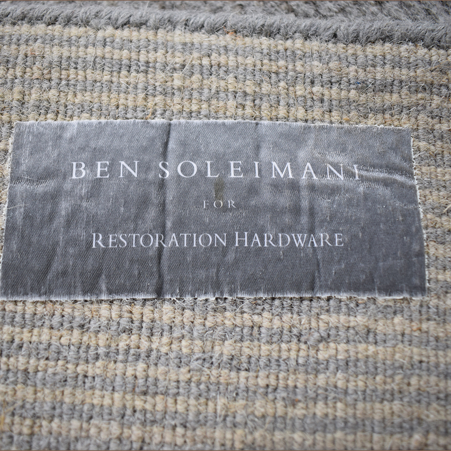 Ben Soleimani for Restoration Hardware Rug / Rugs