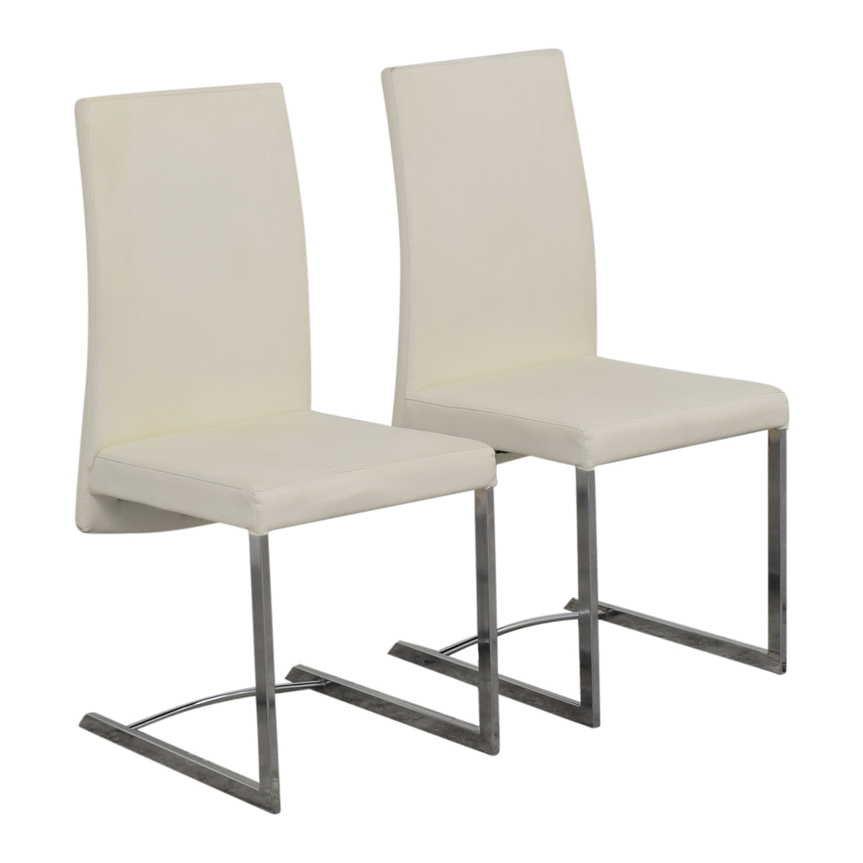 Creative Furniture Creative Furniture Fabio Leather Chairs Chairs