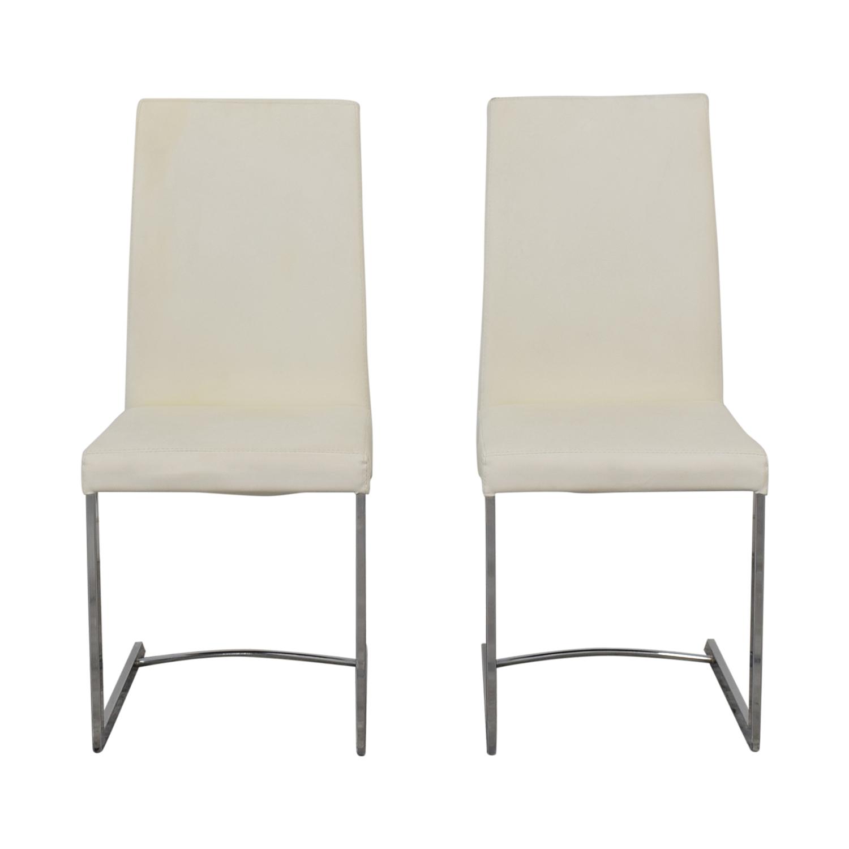 Creative Furniture Creative Furniture Fabio Leather Chairs nyc