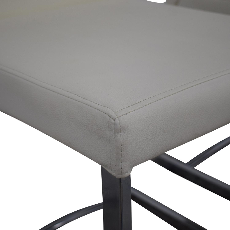 buy Creative Furniture Creative Furniture Fabio Leather Chairs online