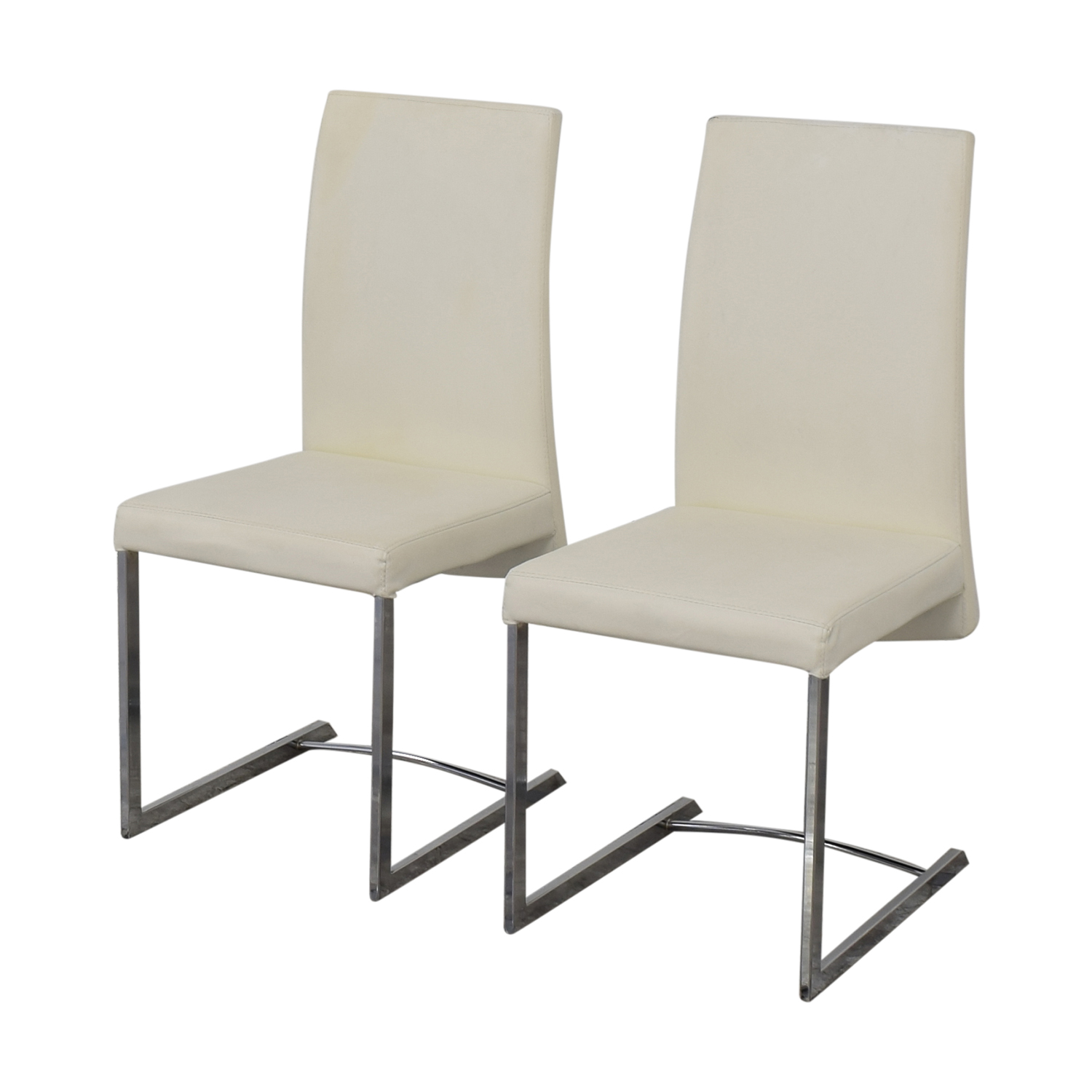 Creative Furniture Fabio Leather Chairs / Dining Chairs