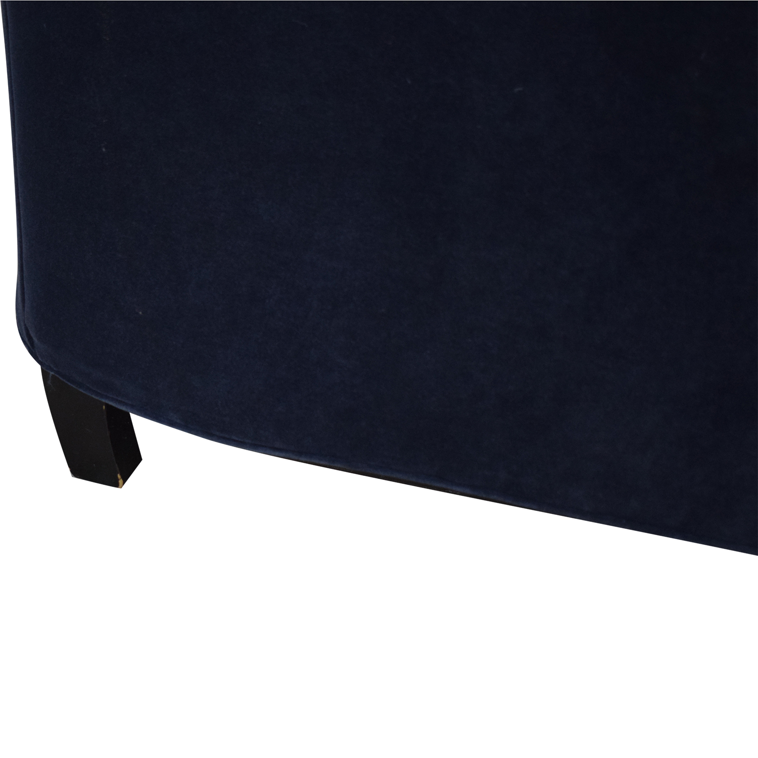 Horchow Horchow Blue Sofa used