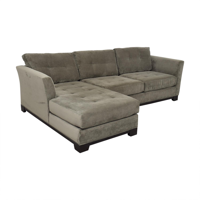 buy Macy's Jonathan Louis Elliot Chaise Sectional Sofa Macy's Sofas