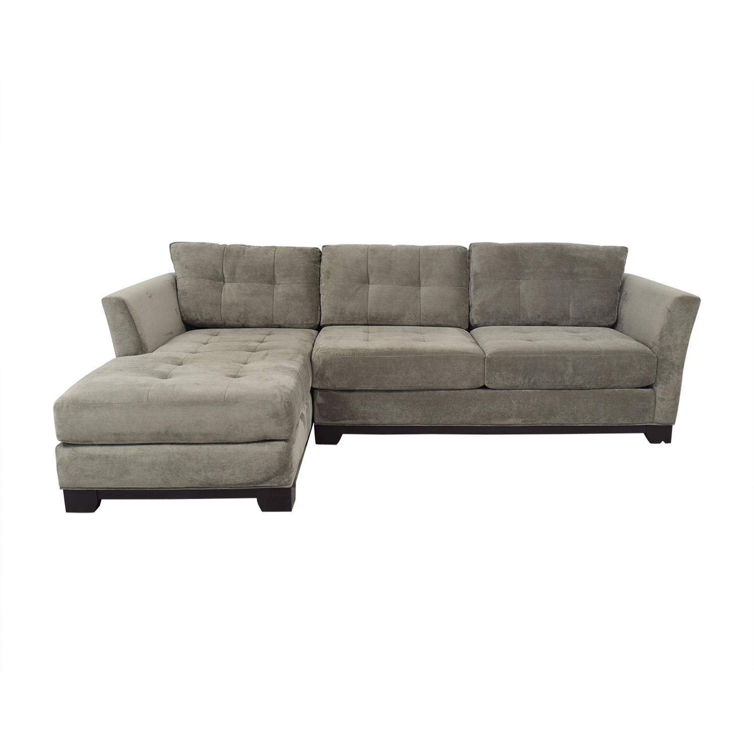 Macy's Macy's Jonathan Louis Elliot Chaise Sectional Sofa price