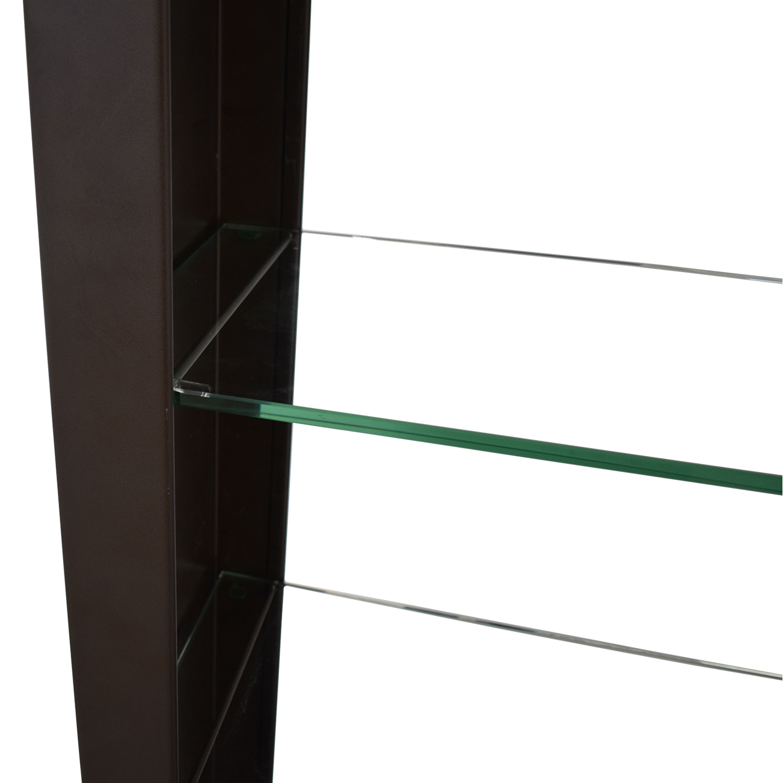 buy Design Within Reach Standing Shelf Unit Design Within Reach