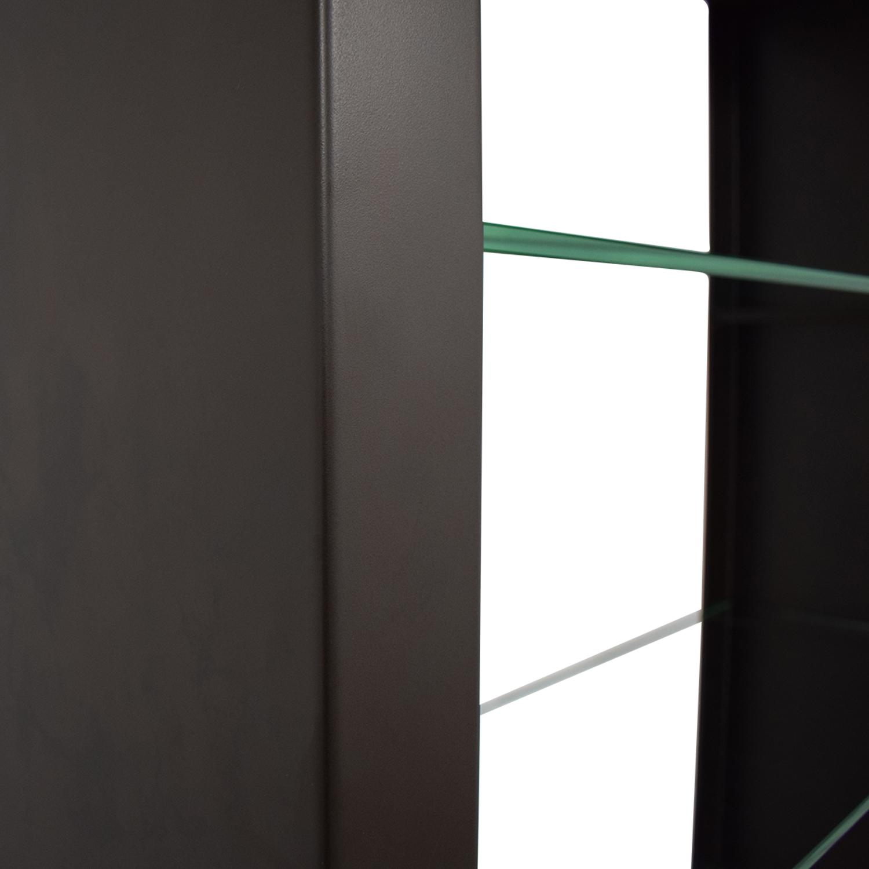 shop Design Within Reach Standing Shelf Unit Design Within Reach