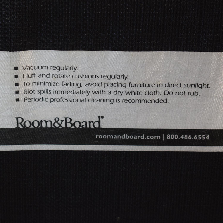 Room & Board Room & Board Leather Sleeper Sofa second hand
