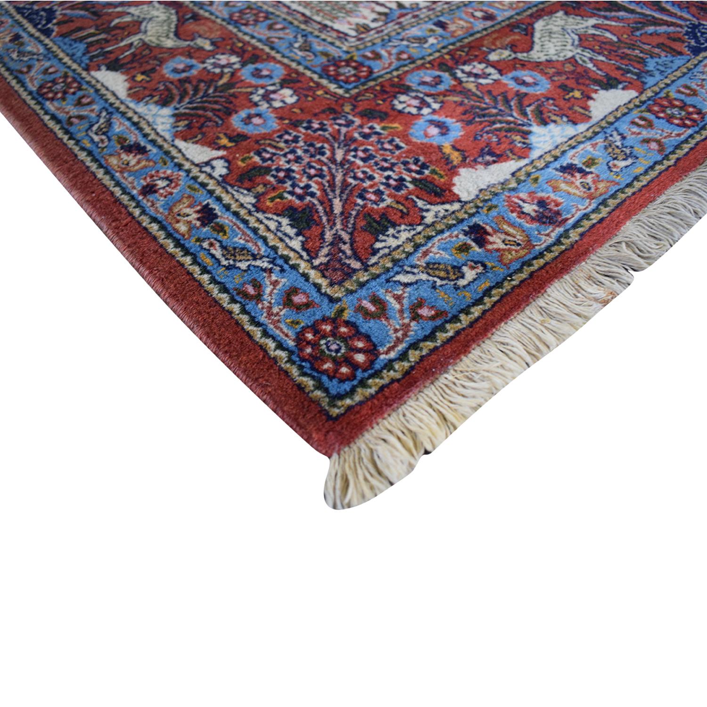 Printed Persian Rug dimensions