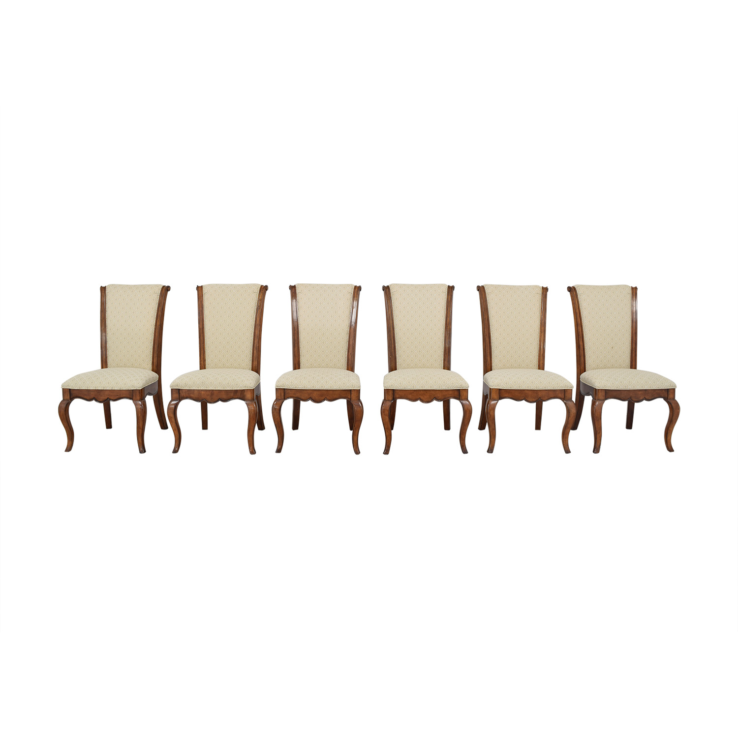 Drexel Heritage Drexel Heritage Extendable Dining Chairs dimensions