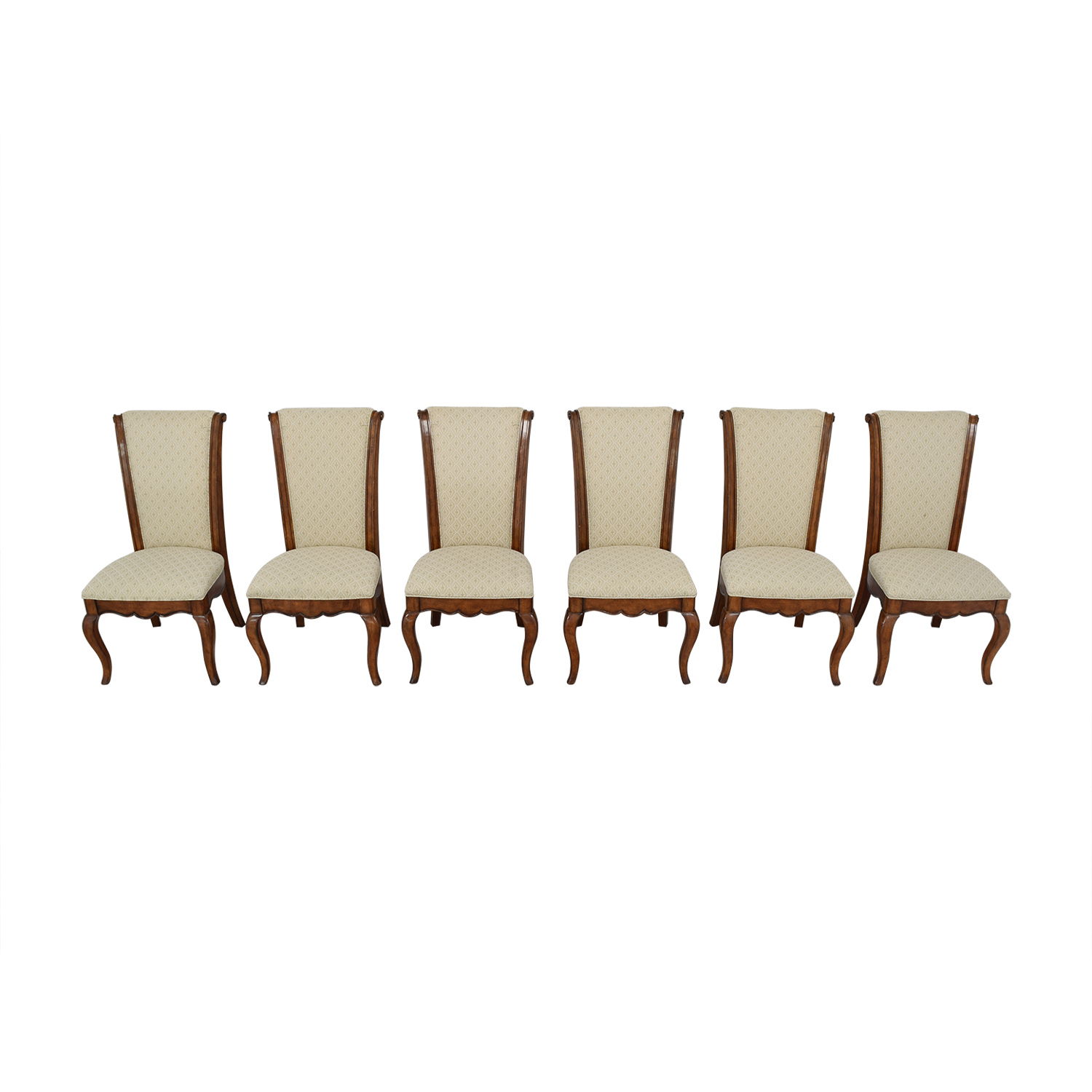 shop Drexel Heritage Extendable Dining Chairs Drexel Heritage