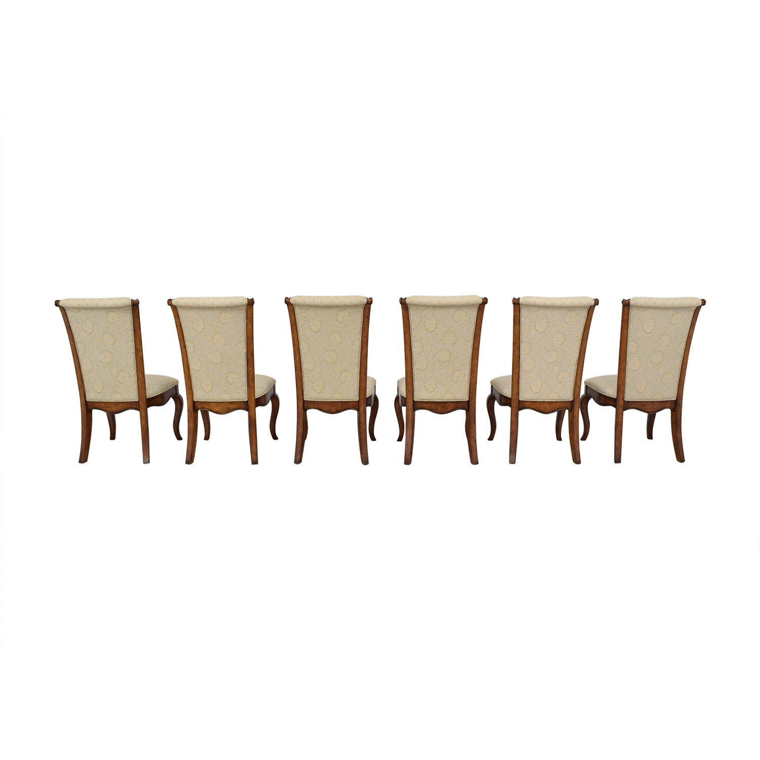 80 Off Drexel Heritage Drexel Heritage Extendable Dining Chairs Chairs