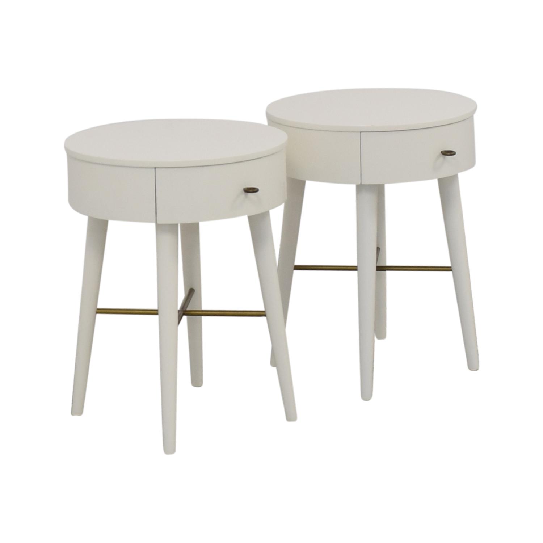 buy West Elm Penelope Nightstands West Elm Tables