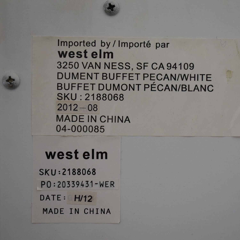 West Elm West Elm Dumont Buffet