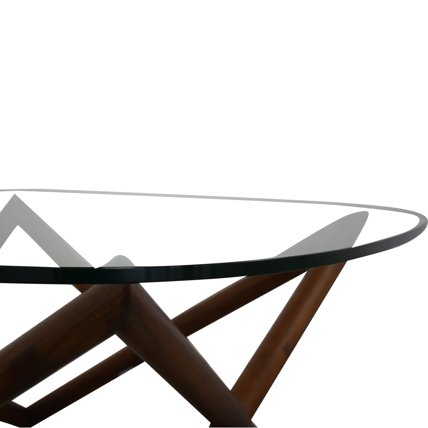 West Elm West Elm Spindle Coffee Table Coffee Tables