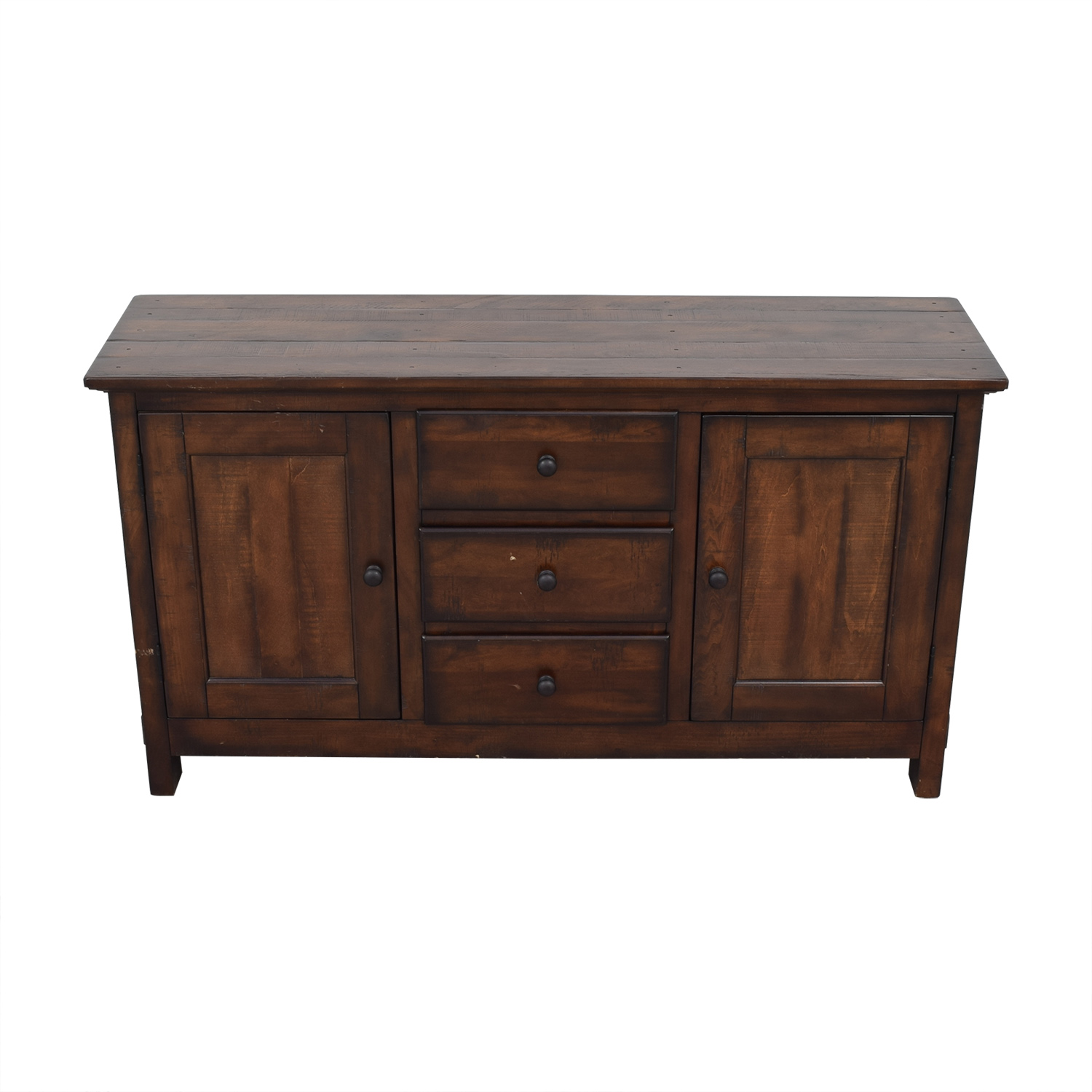 Pottery Barn Benchwright Buffet / Cabinets & Sideboards