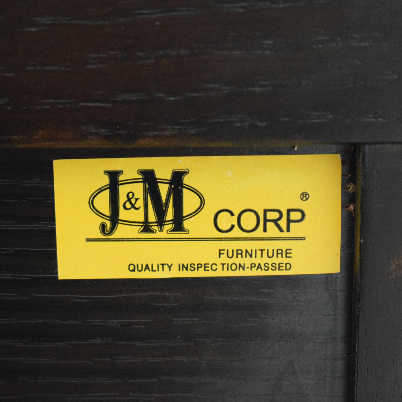 J&M Furniture J&M Furniture Six Drawer Dresser nj