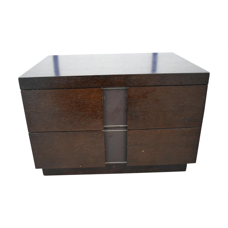 buy J&M Furniture J&M Furniture Two Drawer Nightstands online