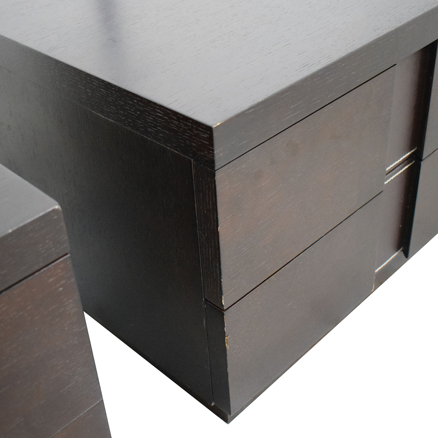 J&M Furniture J&M Furniture Two Drawer Nightstands for sale