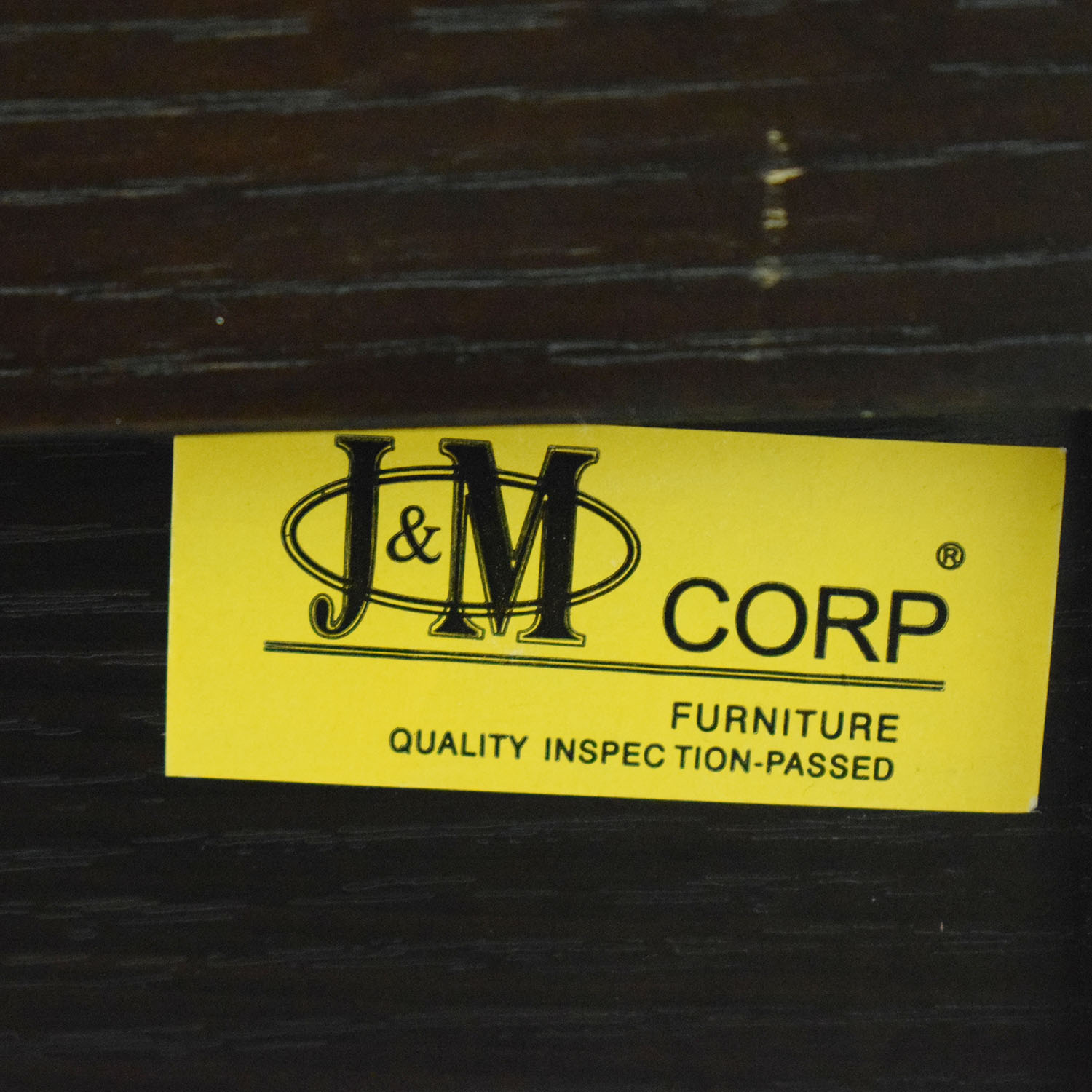 J&M Furniture J&M Furniture Two Drawer Nightstands second hand