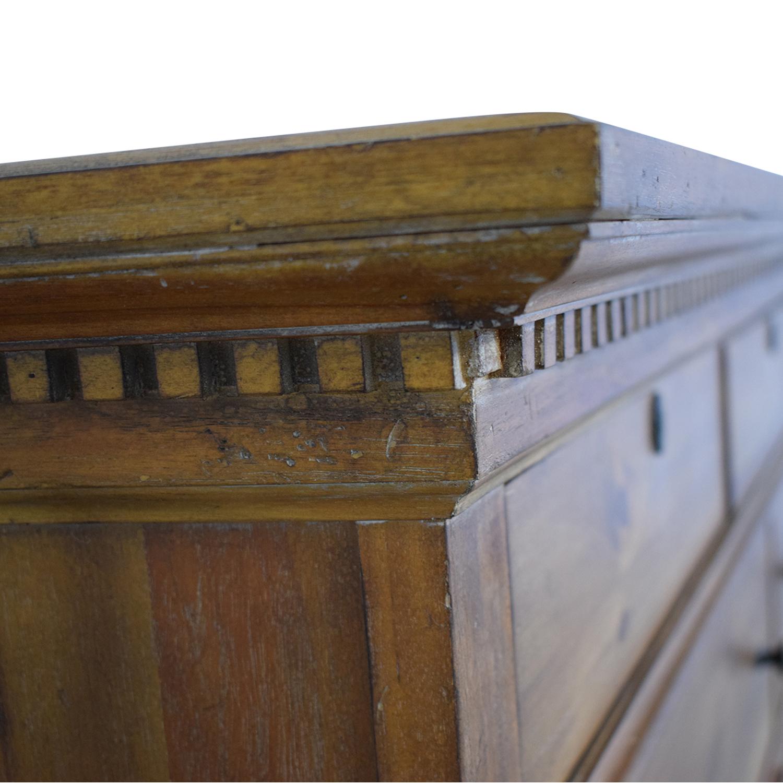Restoration Hardware Restoration Hardware St. James 7-Drawer Dresser for sale