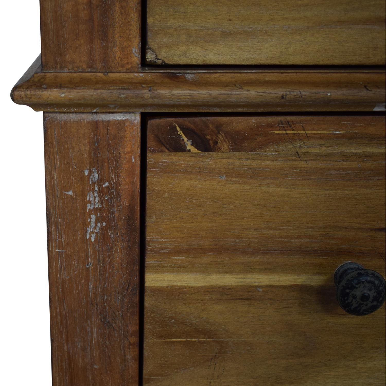 Restoration Hardware St. James 7-Drawer Dresser sale