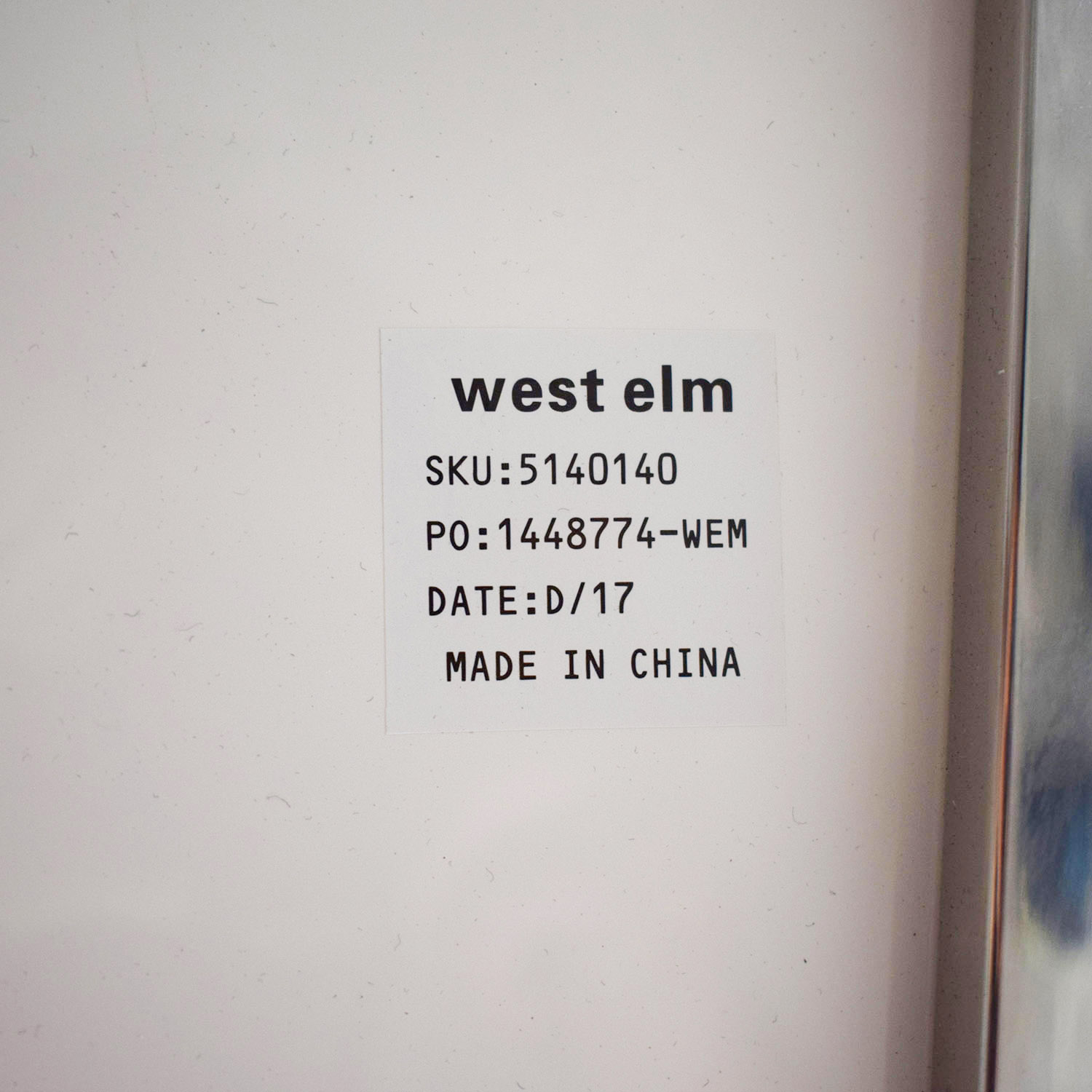 West Elm West Elm Lacquer Storage Bookcase used