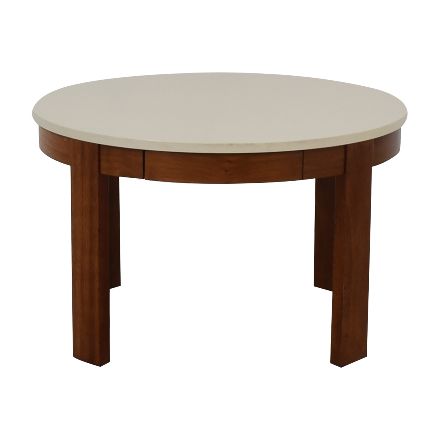 Crate & Barrel Small Coffee Table sale