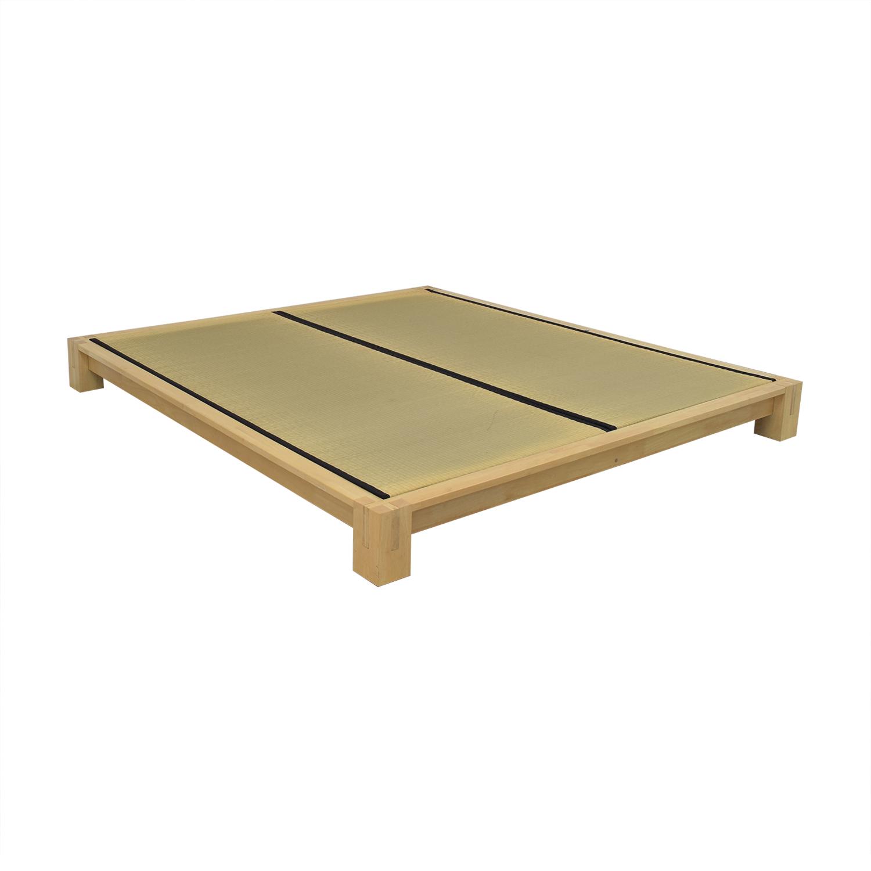 ABC Carpet & Home ABC Carpet & Home Japanese King Platform Bed coupon