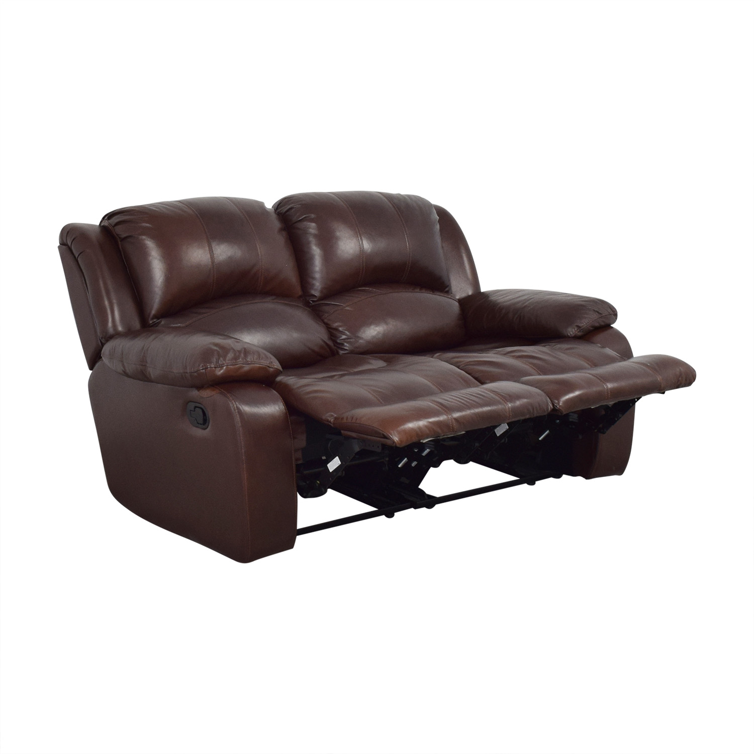 Raymour & Flanigan Raymour & Flanigan Dual Reclining Loveseat used