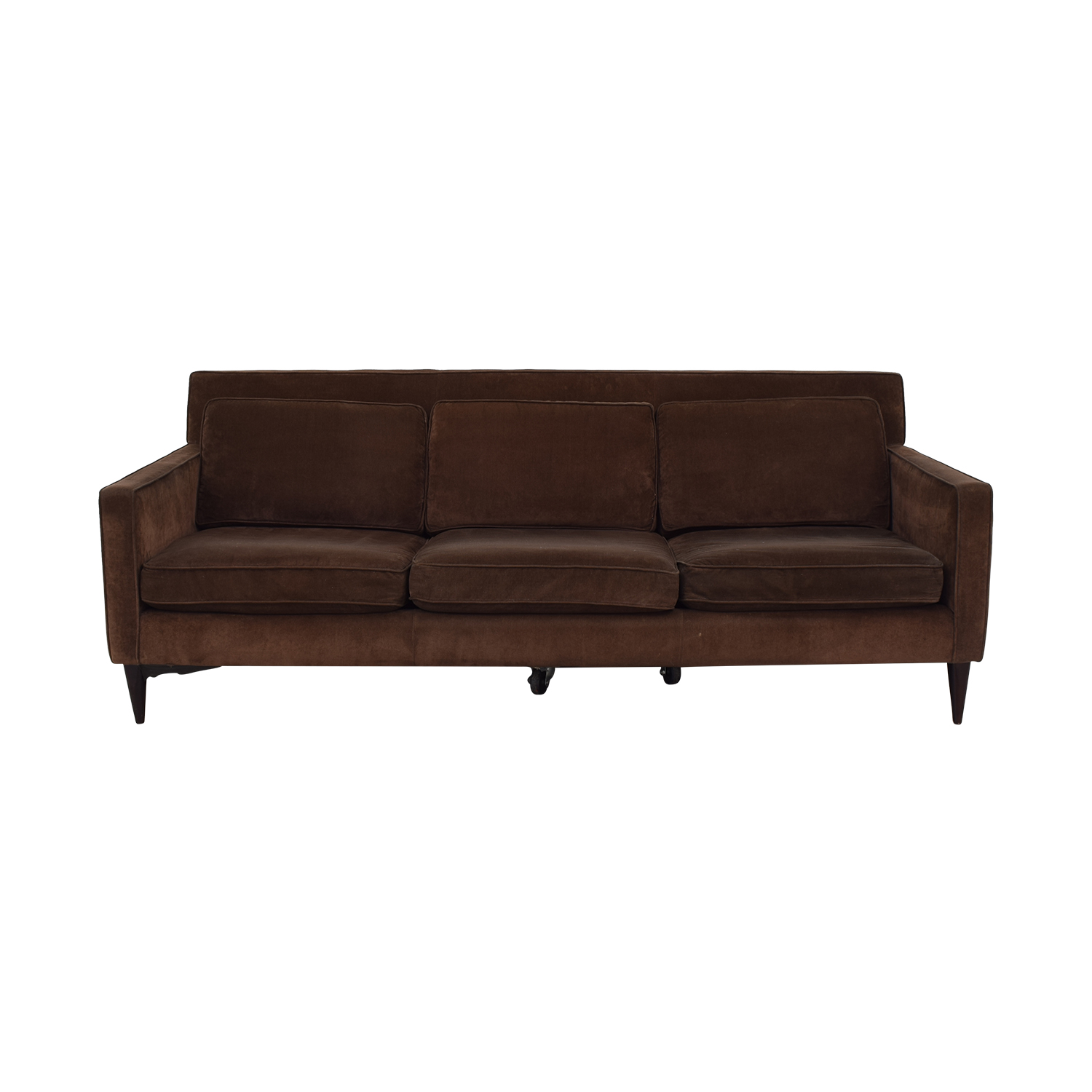 Crate & Barrel Crate & Barrel Rochelle Mid Century Modern  Sofa price