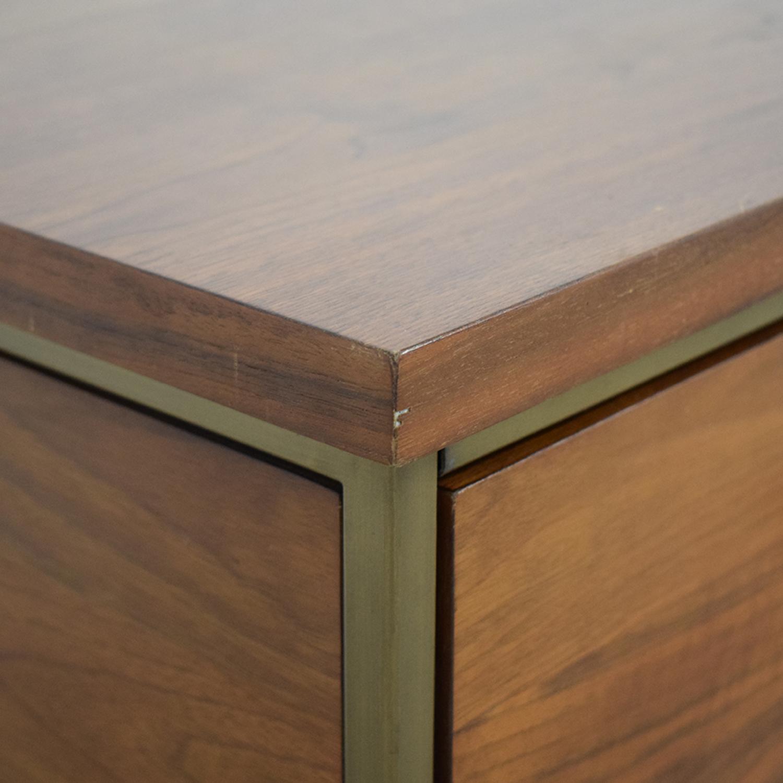 buy West Elm Mid Century Nook Console West Elm Tables