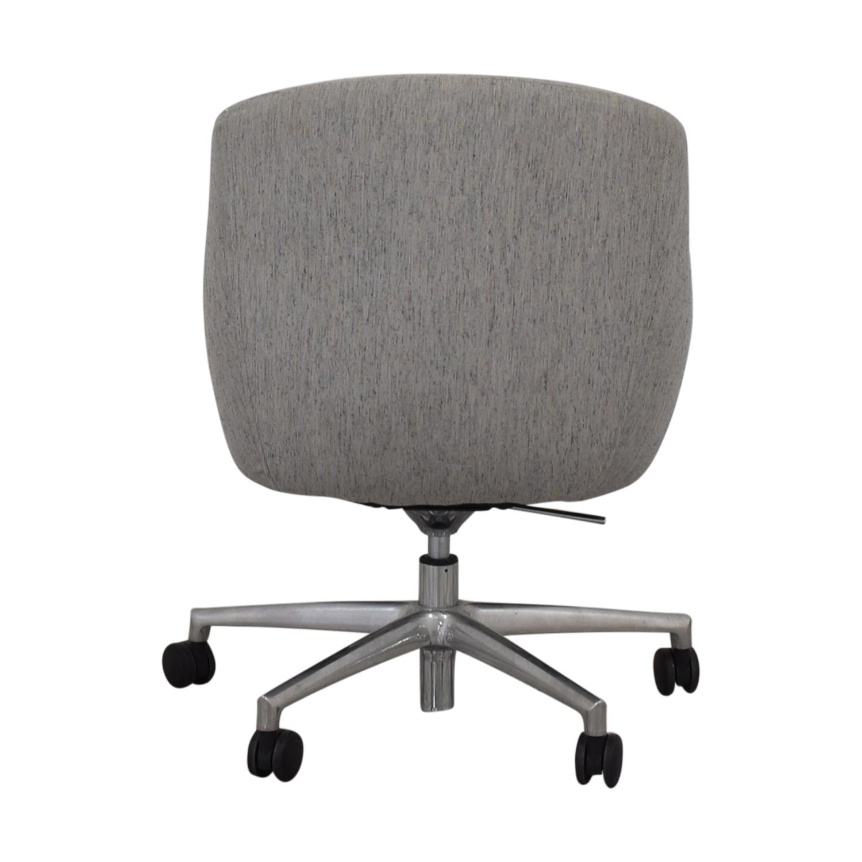 Room & Board Room & Board Nico Office Chair Grey