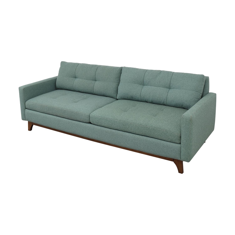 Miraculous 52 Off Macys Macys Nari Tufted Estate Sofa Sofas Theyellowbook Wood Chair Design Ideas Theyellowbookinfo