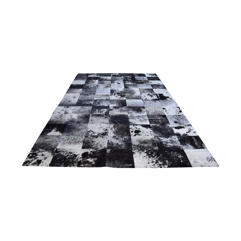 ABC Carpet & Home ABC Carpet & Home Patchwork Rug dimensions