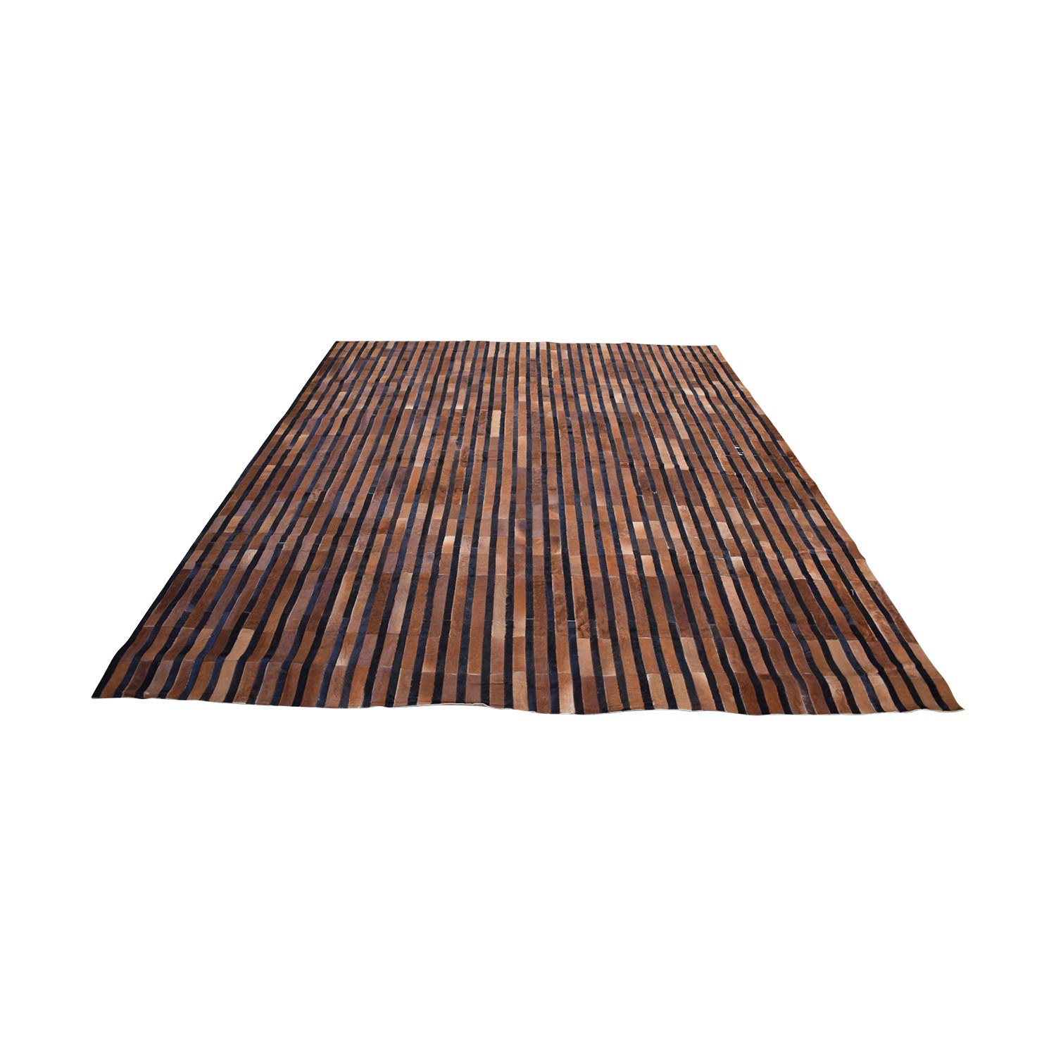 ABC Carpet & Home ABC Carpet & Home Striped Rug on sale