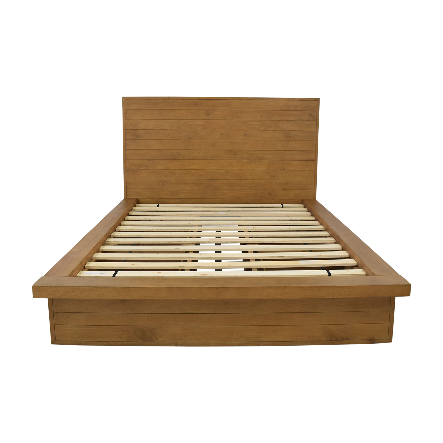 buy Macy's Albine Wood Storage Queen Platform Bed Macy's Beds