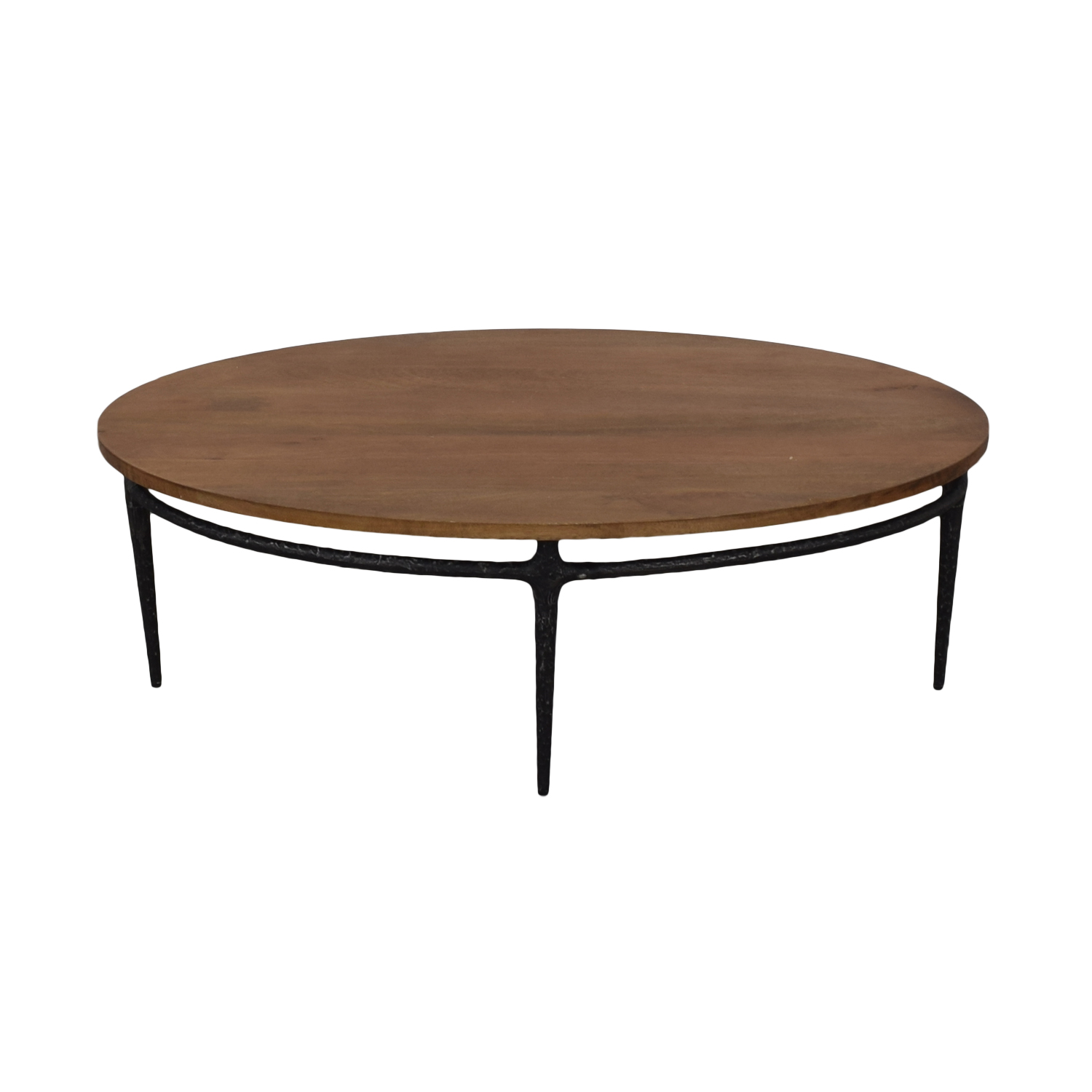 buy West Elm Cast Base Coffee Table West Elm Coffee Tables