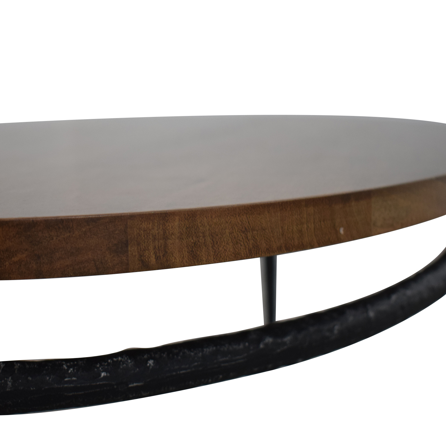 West Elm West Elm Cast Base Coffee Table price