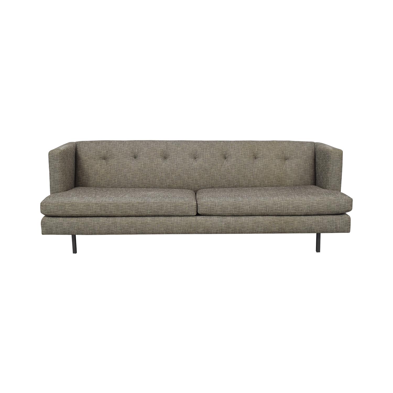 buy CB2 CB2 Avec Tufted Sofa online