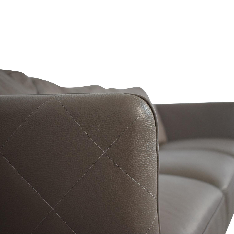 buy Macy's Macy's Mid Century Sofa online