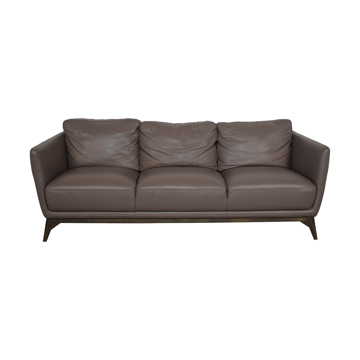 Macy's Macy's Mid Century Sofa for sale