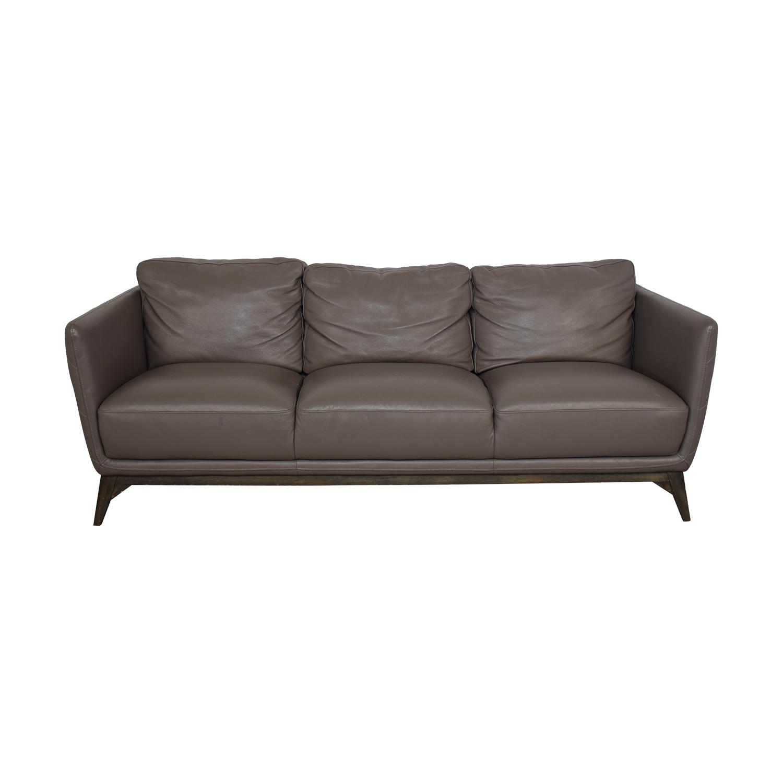 Macy's Macy's Mid Century Sofa second hand