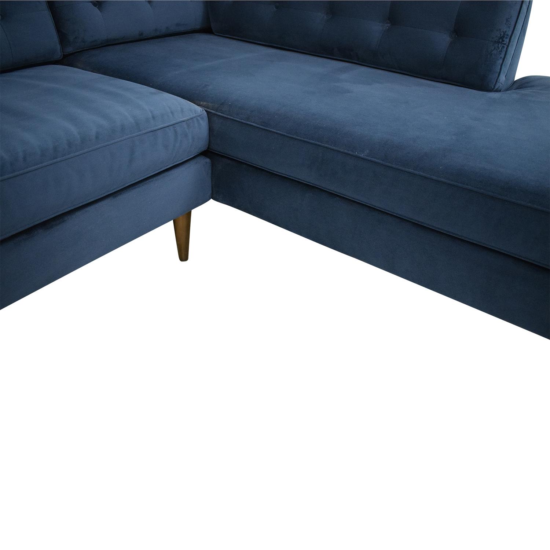 West Elm West Elm Drake Mid-Century Sofa for sale