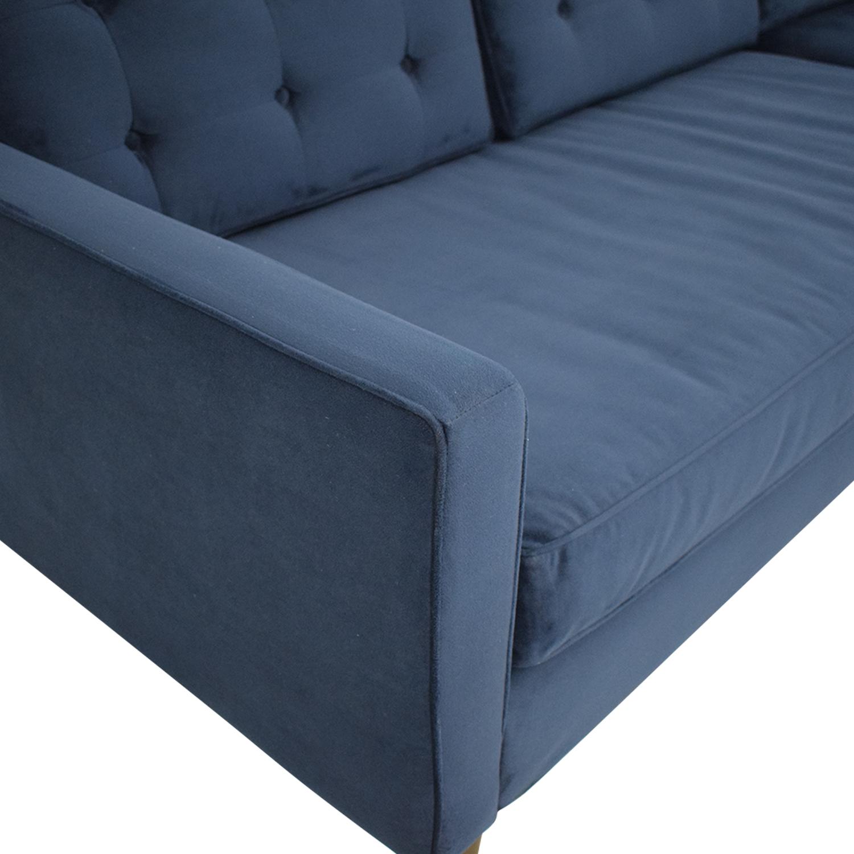 West Elm Drake Mid-Century Sofa / Sofas