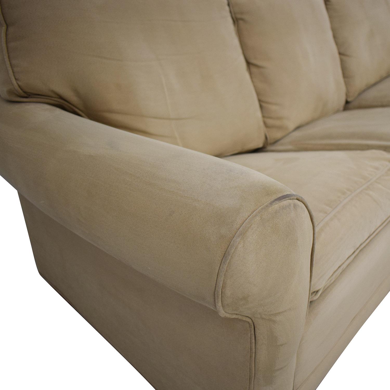 Genial 61% OFF   Raymour U0026 Flanigan Raymour U0026 Flanigan Sleeper Sofa / Sofas
