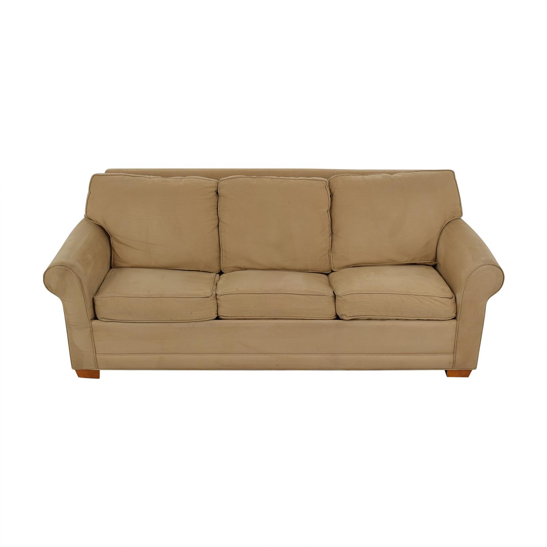 Charmant 61% OFF   Raymour U0026 Flanigan Raymour U0026 Flanigan Sleeper Sofa / Sofas