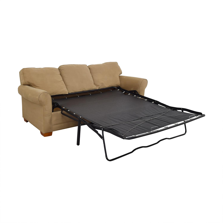 Superbe 61% OFF   Raymour U0026 Flanigan Raymour U0026 Flanigan Sleeper Sofa / Sofas