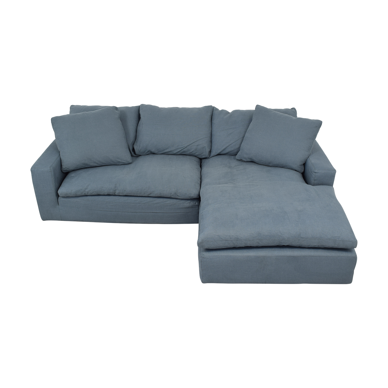 Restoration Hardware Restoration Hardware Cloud Sectional price