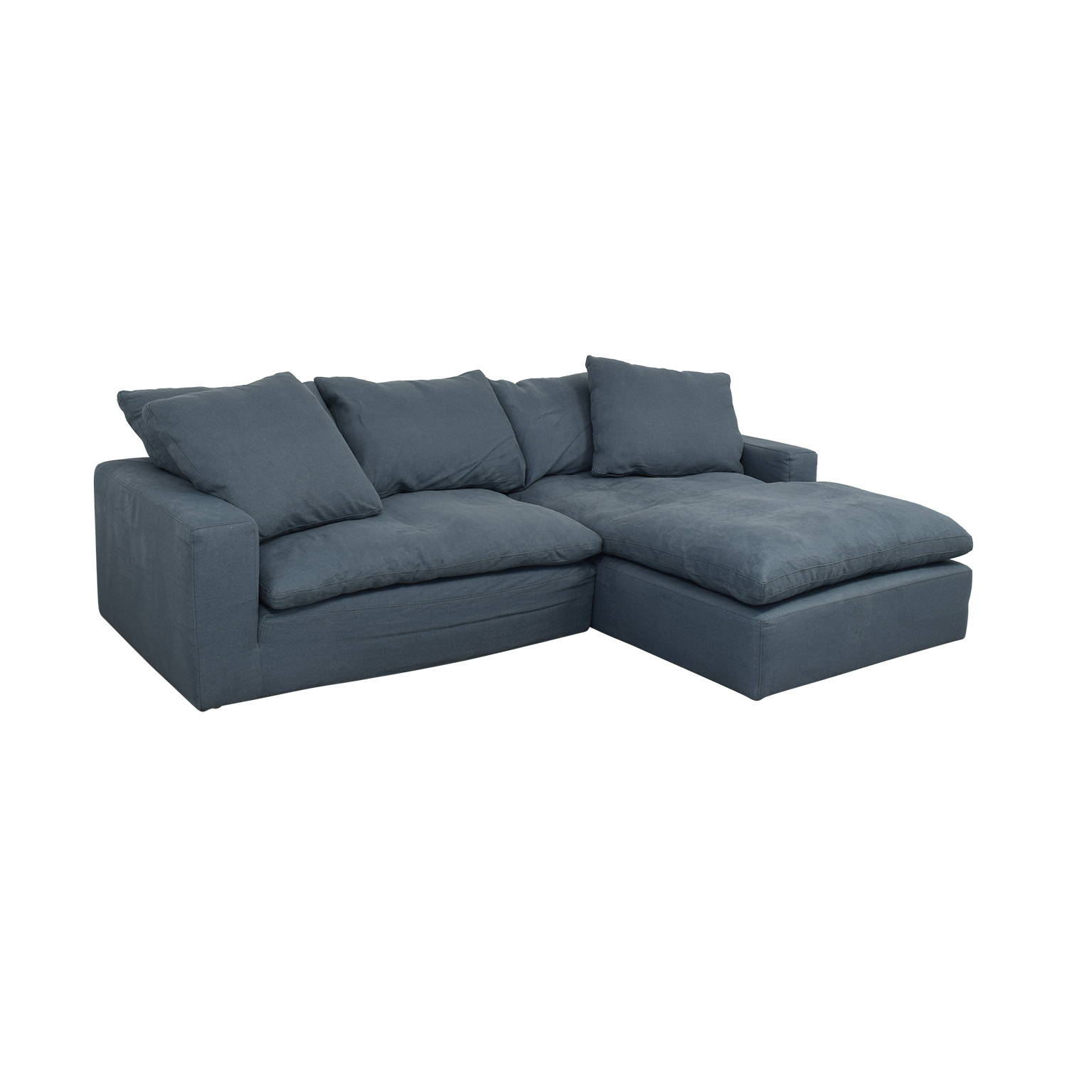 buy Restoration Hardware Cloud Sectional Restoration Hardware Sofas